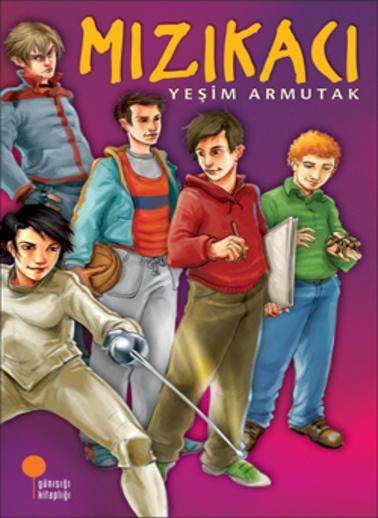 Panel Kırtasiye Kitap Renkli